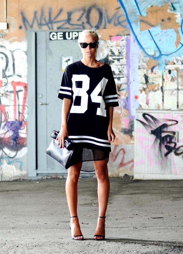 athletic streetwear