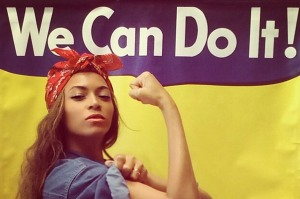 beyonce womens rights